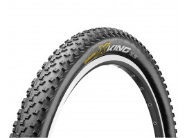 PNEUT VTT CONTINENTAL X-KING 26x2.2'' TUBELESS READY