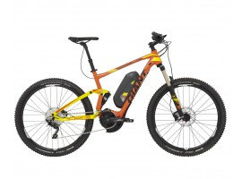 VTT ELECTRIQUE GIANT FULL-E+ 1 2016 ORANGE JAUNE