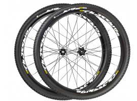 "ROUES MAVIC CROSSRIDE TUBELESS PULSE WTS 27.5"" 2016"