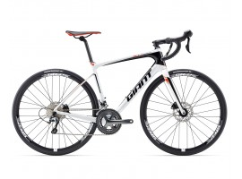 VELO ROUTE GIANT DEFY ADVANCED 3 2017