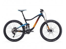 VTT ALL MOUNTAIN GIANT TRANCE 2 LTD 2017 BLEU ORANGE