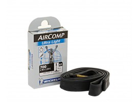 CHAMBRE A AIR VELO MICHELIN 700x18/23C 52mm ULTRA LIGHT