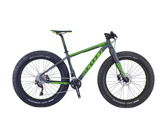 FAT BIKE SCOTT BIG JON 2016 - BIG FAT