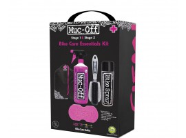 PACK NETTOYAGE MUC-OFF STARTER BIKE CARE ESSENTIALS KIT
