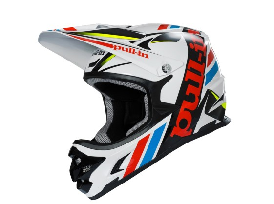 casque int gral vtt dh enduro bmx pull in 2016 veloperfo. Black Bedroom Furniture Sets. Home Design Ideas