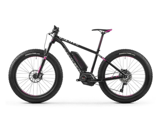Top Fat Bike Electrique Mondraker E-Panzer R 2016 | VELOPERFO AX64