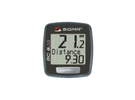 COMPTEUR VELO FILAIRE SIGMA BC 8.12