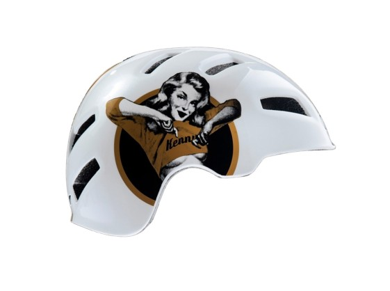 CASQUE KENNY FLIP EDITION LIMITEE PIN UP