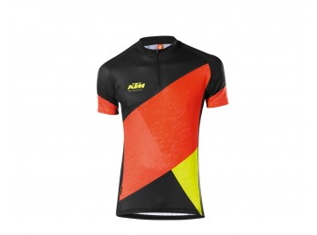 MAILLOT MANCHES COURTES KTM FACTORY CHARACTER ROUGE
