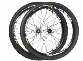 "ROUES MAVIC CROSSRIDE TUBELESS QUEST WTS 27.5"" 2016"