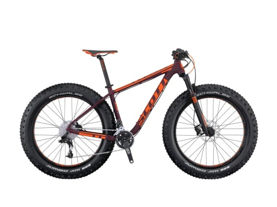 vtt fat bike scott big ed 2016 veloperfo. Black Bedroom Furniture Sets. Home Design Ideas