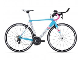 VELO TRIATHLON FEMME GIANT LIV ENVIE ADVANCED TRI 2 2017