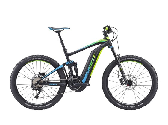 Giant full e 1 2017 veloperfo - Vtt a assistance electrique ...
