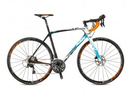 VELO ROUTE KTM REVELATOR SKY BLUE 2017