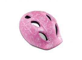 CASQUE MET SUPER BUDDY 2013 ROSE FLEUR