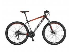 VTT SEMI-RIGIDE SCOTT ASPECT 750 2017 NOIR ROUGE