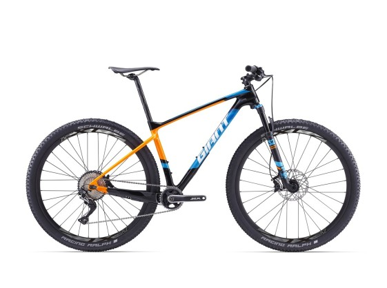 VTT SEMI-RIGIDE GIANT XTC ADVANCED 29 ER 2 2017
