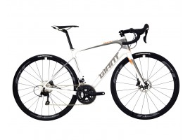 VELO ROUTE GIANT DEFY ADVANCED PRO 3 2016