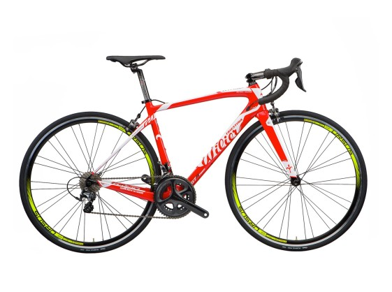 VELO ROUTE WILIER GTR TEAM 2018 ROUGE