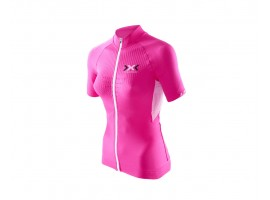 MAILLOT X-BIONIC THE TRICK BIKE SHIRT FEMME