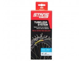 KIT CONVERSION TUBELESS NOTUBES STANDARD 26""