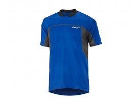 MAILLOT GIANT CORE TRAIL BLEU