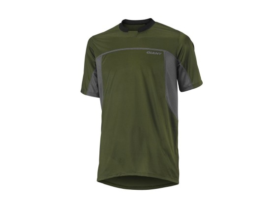MAILLOT GIANT CORE TRAIL VERT