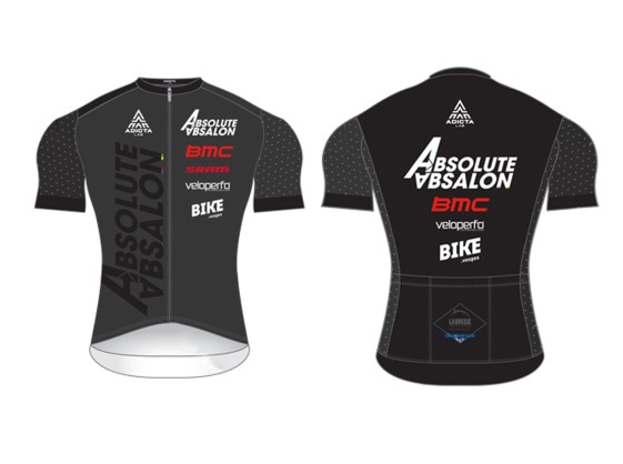MAILLOT ABSOLUTE ABSALON TEAM
