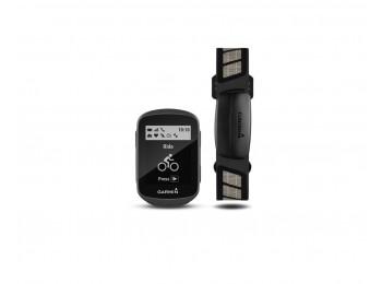COMPTEUR GPS GARMIN EDGE 130 HR BUNDLE