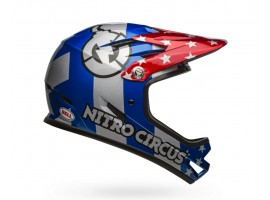 BELL SANCTION NITRO CIRCUS CASQUE