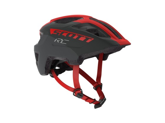 CASQUE SCOTT SPUNTO GRIS ROUGE RC