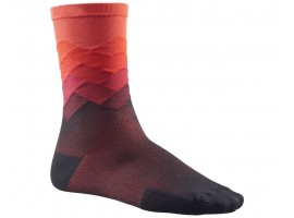 MAVIC COSMIC GRAPHIC CHAUSSETTES ROUGES
