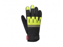 SHIMANO WINDSTOPPER THERMAL REFLECTIVE GANTS jaunes