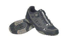 CHAUSSURES SCOTT CRUS-R BOA GRIS ANTHRACITE/BLACK