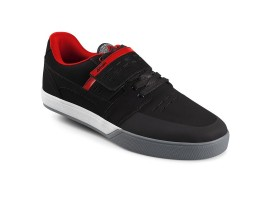CHAUSSURES AFTON VECTAL NOIR/ROUGE