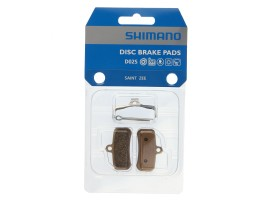 SHIMANO D02S PLAQUETTES FREIN METAL