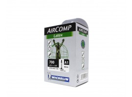 CHAMBRE A AIR VELO MICHELIN LATEX 700x22/23C 60mm