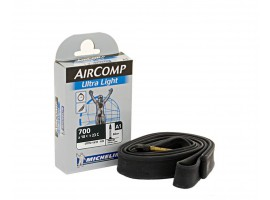 CHAMBRE A AIR VELO MICHELIN 700x18/23C 60mm ULTRA LIGHT