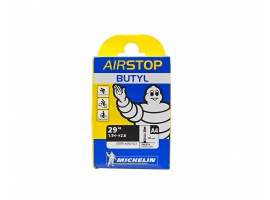 CHAMBRE A AIR VTT MICHELIN AIRSTOP BUTYL A4 29x1.9/2.6'' 40mm PRESTA