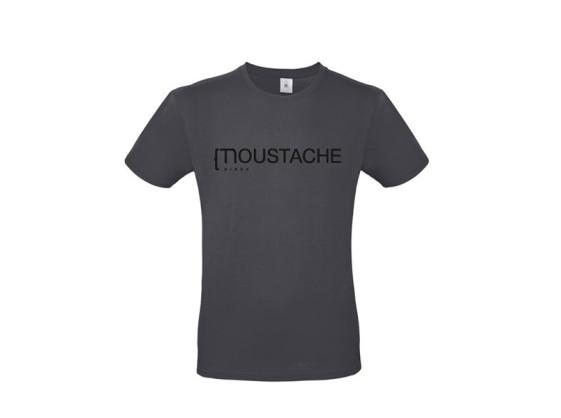 T-SHIRT MOUSTACHE BIKES HOMME