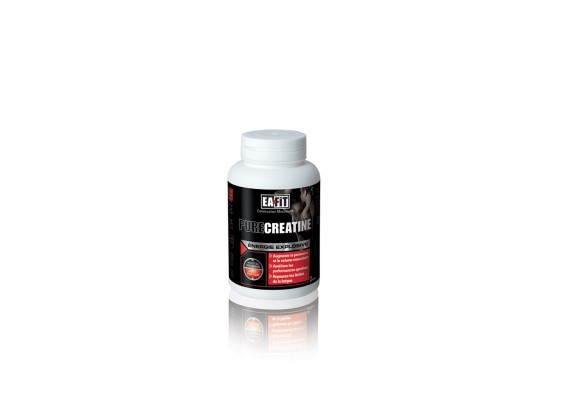 COMPLEMENTS ENERGETIQUES GELLULES PURE CREATINE x90