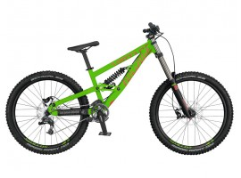 VTT Freeride SCOTT VOLTAGE FR 10 2014