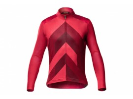 MAILLOT MANCHES LONGUES MAVIC COSMIC GRAPHIC