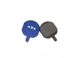 PLAQUETTES ORGANIQUES A2Z AZ-220 FREINS HAYES SOLE
